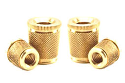 brass inserts for thermoplastics