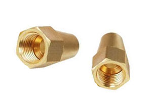 Brass Flare Nut Brass Inverted Flare Nuts